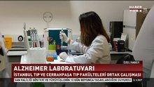 Alzheimer umut laboratuvarı
