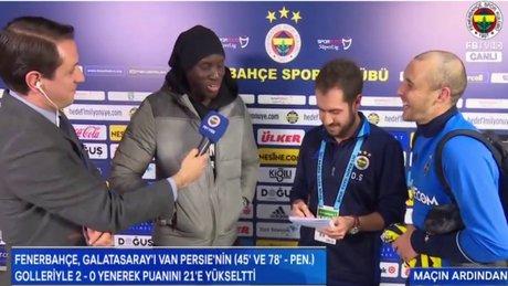 """Demba Ba: """"Şampiyon Yine Beşiktaş Olacak"""""""