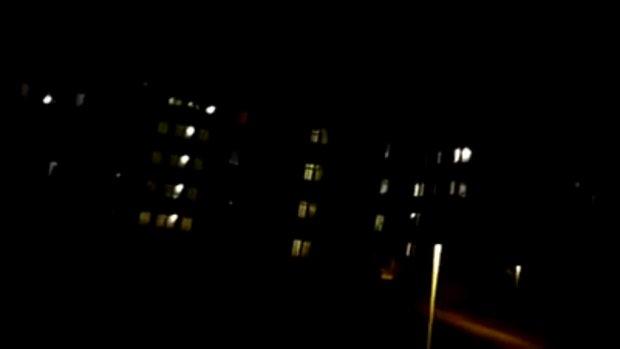 Gece pencereden çığlık atarsanız ne olur?