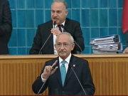 Kılıçdaroğlu ses sisteminin azizliğine uğradı!