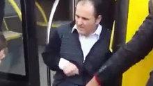 Otobüs şoförüne bıçaklı saldırı
