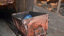 Maden ocağında meydana gelen göçükte 1 kişi mahsur kaldı