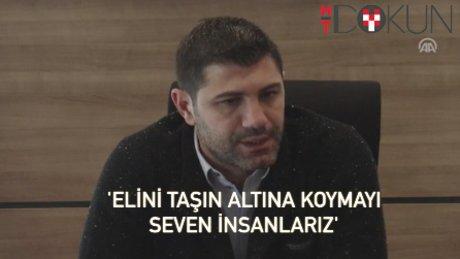 """TBF Genel Koordinatörü Ömer Onan: """"Gönlümüz Türk'ten yana"""""""