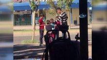 Şanlıurfa'da dilendirilen çocuklar kameraya yansıdı