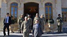 Orgeneral Akar, sınır birliklerini denetleyecek