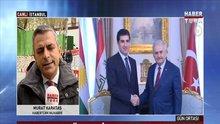 IKBY Başbakanı Barzani Erdoğan ile görüşecek