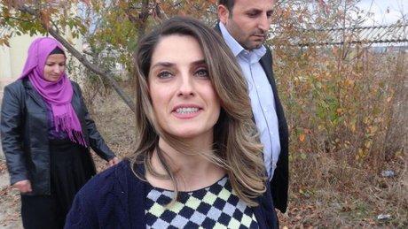 Selahattin Demirtaş'ı cezaevinde eşi ziyaret etti