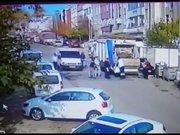 Başkent'te şehir eşkıyalarının dehşeti güvenlik kamerasında