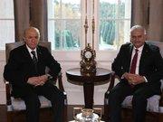 AK Parti - MHP görüşmesi tamamlandı