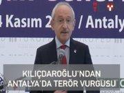 """Kılıçdaroğlu: """"Bu çok tehlikeli bir kapıya bizi getirebilir"""""""