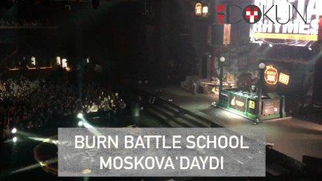 Moskova'da hip-hop ve sponsorlar