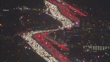 ABD'de Şükran Günü için rekor sayıda insan yola çıktı