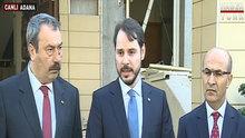 """Berat Albayrak,"""" Sonuna kadar mücadeleye devam"""""""