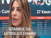 İstanbul'da 3 günlük astroloji şöleni