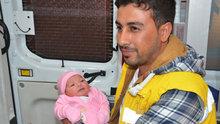 Batman'da sokağa bırakılmış yeni doğan bebek bulundu