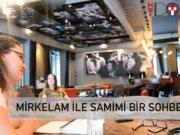 Mirkelam Karaköy'ün tozunu attırıyor