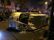 İstanbul'da trafik kazası: 1'i ağır 6 yaralı