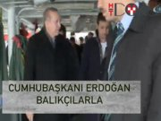 """Erdoğan'dan """"Vira Bismillah"""""""