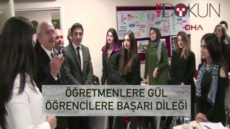 Kılıçdaroğlu'ndan gençlere ziyaret