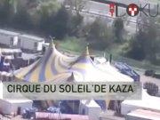 Cirque du Soleil'de kaza