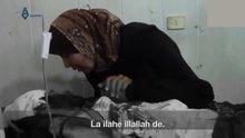 Son nefesini vermek üzere olan oğluna Kelime-i şehadet getirten anne