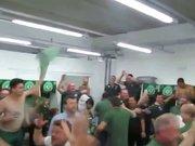 Chapecoense takımı finale çıkınca böyle sevinmişti