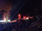 Adana'da kız öğrenci yurdunda yangın; 3 öğrenciye ulaşılamıyor