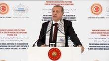 Erdoğan: İsrail'i uyardık, ezan tartışmalarını tehlikeli buluyorum