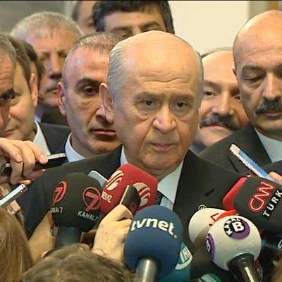 Türkeş'e yanıt, OHAL'e destek