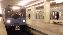 Metronun önüne atladı