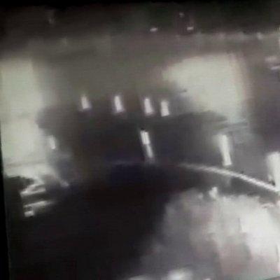 Erdal Tosun'un hayatını Kaybettiği kaza kamerada