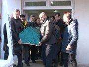 Erdal Tosun'un cenazesi BKM'ye götürüldü