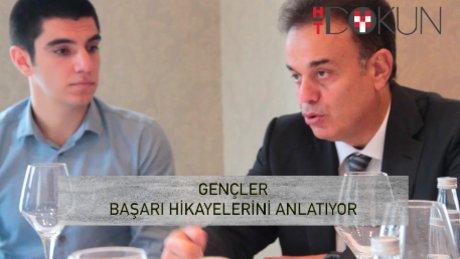 Yerden göğe Türk gençlerin başarı hikayeleri