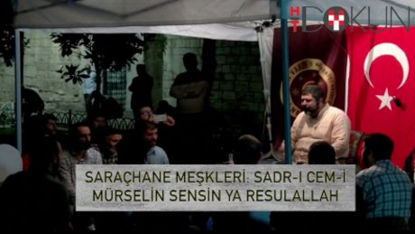 Fatih Çıtlak - Saraçhane Meşkleri - Sadr-ı Cem-i Mürselin Sensin Ya Resulallah