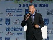Cumhurbaşkanı Erdoğan: Yastık altı dövizinizi bozdurun