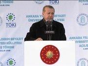 Erdoğan: Her türlü senaryo devrede