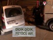 İzmir'de FETÖ gözaltıları
