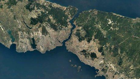 İstanbul'un son 32 yıldaki değişimi