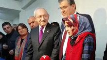 """Kılıçdaroğlu:""""Siyasete ilgi gösterirsen koltuğu sana bırakırım"""""""