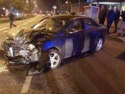 Zonguldak'ta art arda 2 kaza: 3 kişi yaralı
