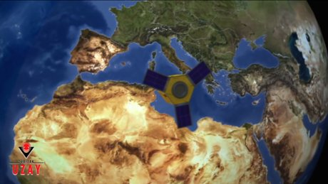 Göktürk-1 uydusu fırlatılacak!