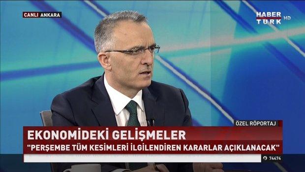 Naci Ağbal HABERTÜRK TV'de