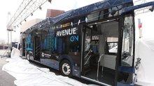 İlk yerli otobüs tanıtıldı