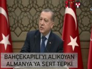 """Cumhurbaşkanı Erdoğan: """"Sen benim Meclis Başkan yardımcıma bu yanlışı yaparsan..."""""""