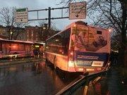Kadıköy'de belediye otobüsü dehşeti: 4 yaralı