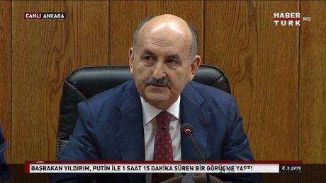 Mehmet Müezzinoğlu'ndan asgari ücret açıklaması