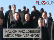 """Cumhurbaşkanı Erdoğan: """"Milletim daha da yüklenmeli"""""""