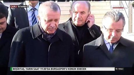 Erdoğan'dan anayasa değişikliğine ilk yorum