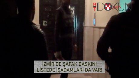 İzmir'de FETÖ operasyonu; Gözaltı listesinde işadamları var