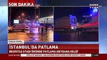İstanbul'da patlama meydana geldi